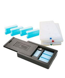 Accessoires pour conteneur isotherme