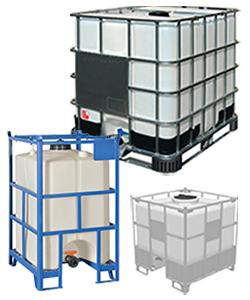Cuves IBC et conteneurs