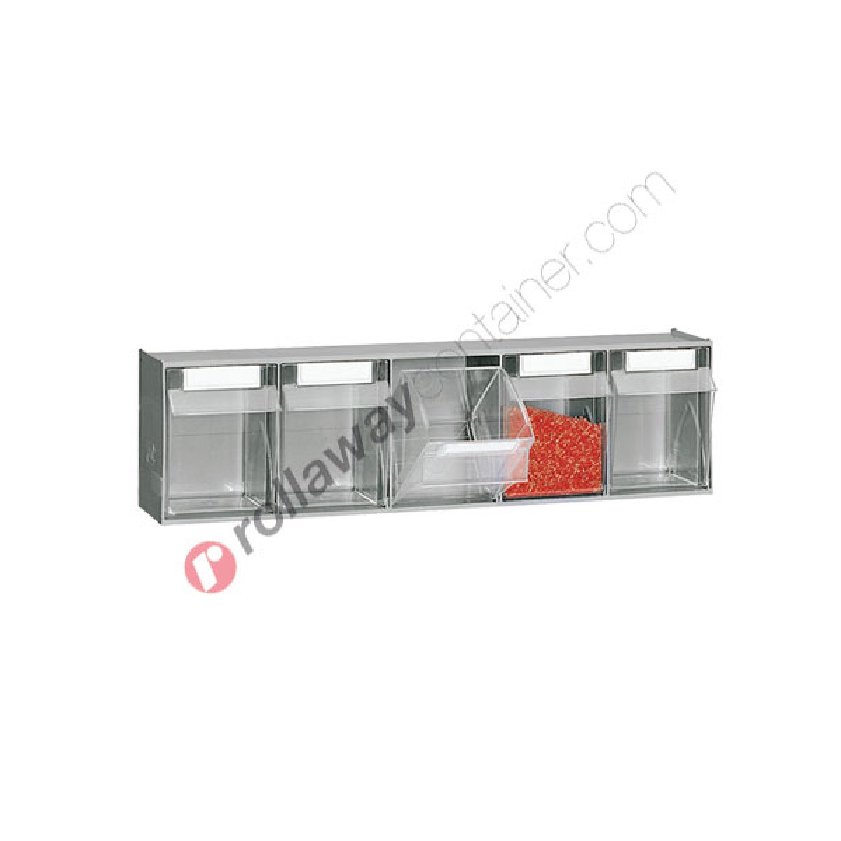 rangement visserie atelier 600 x 141 h 164 mm avec 5 tiroirs. Black Bedroom Furniture Sets. Home Design Ideas