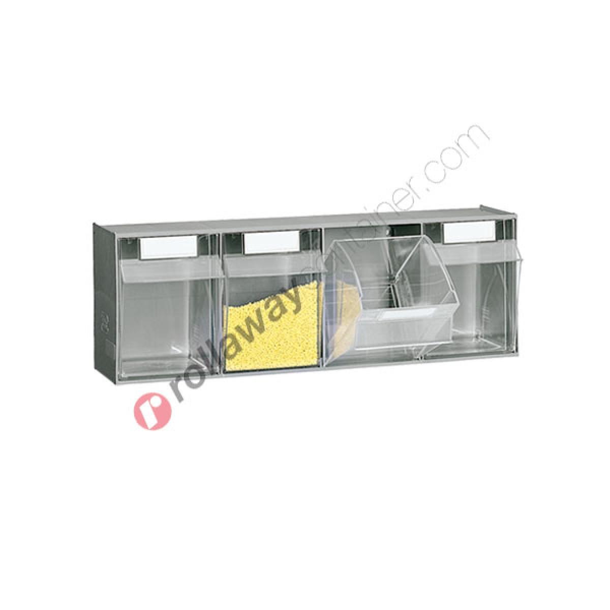 rangement visserie atelier 600 x 174 h 206 mm avec 4 tiroirs. Black Bedroom Furniture Sets. Home Design Ideas