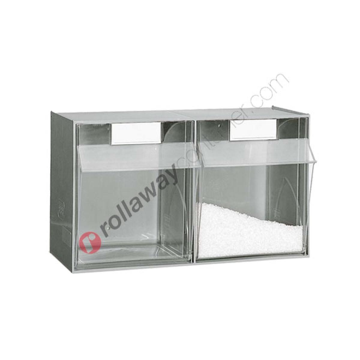 rangement visserie atelier 600 x 311 h 353 mm avec 2 tiroirs. Black Bedroom Furniture Sets. Home Design Ideas
