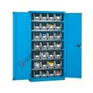 Armoire à outils 1023x400 H 2000 mm 2 portes