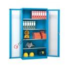 Armoire à outils 1023x400 H 2000 mm 2 portes en polycarbonate
