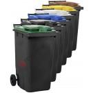 Conteneur poubelle 240 litres