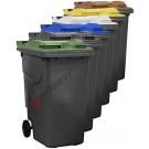 Container poubelle 360 litres