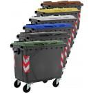 Container poubelle 660 litres