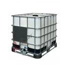 Cuve IBC 1000l ADR pour aliments avec palette hybride