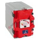 Conteneur isotherme 90 litres avec porte chauffante